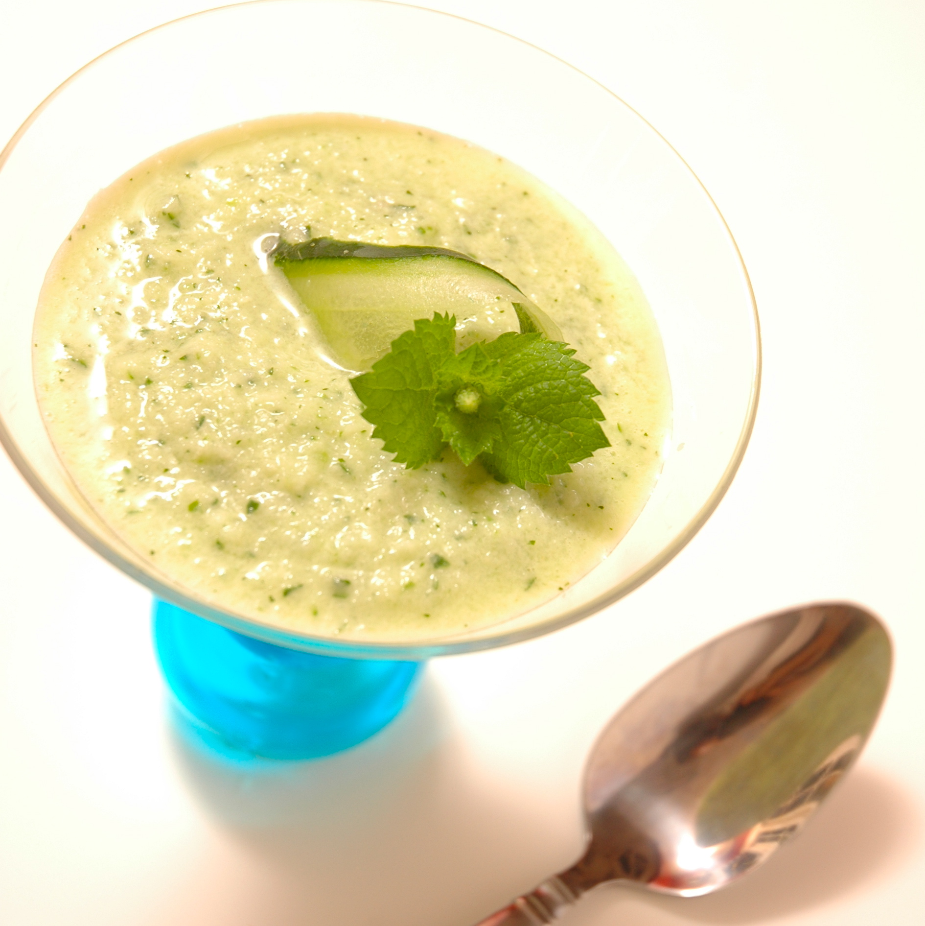 flatbread cucumber soup cucumber soup recipe cool cucumber soup ...