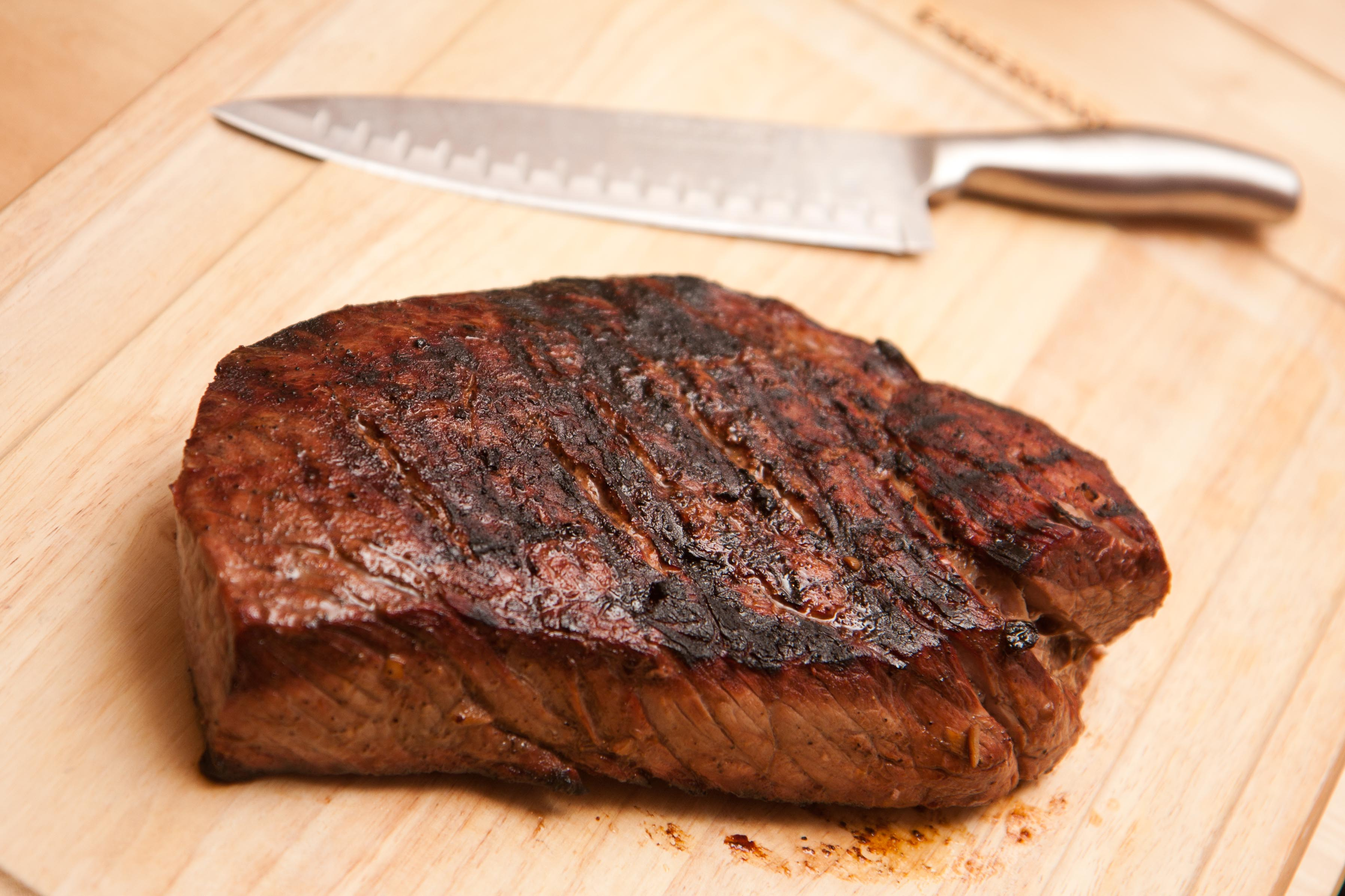 top round london broil...